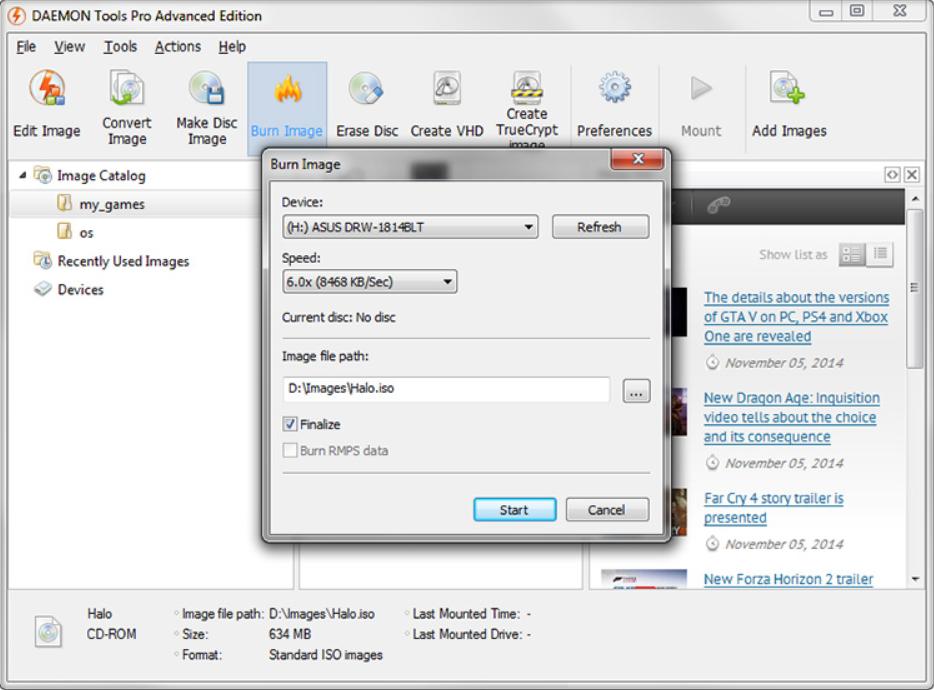 Как сделать загрузочный диск Windows XP при помощи DAEMON Tools Pro фото