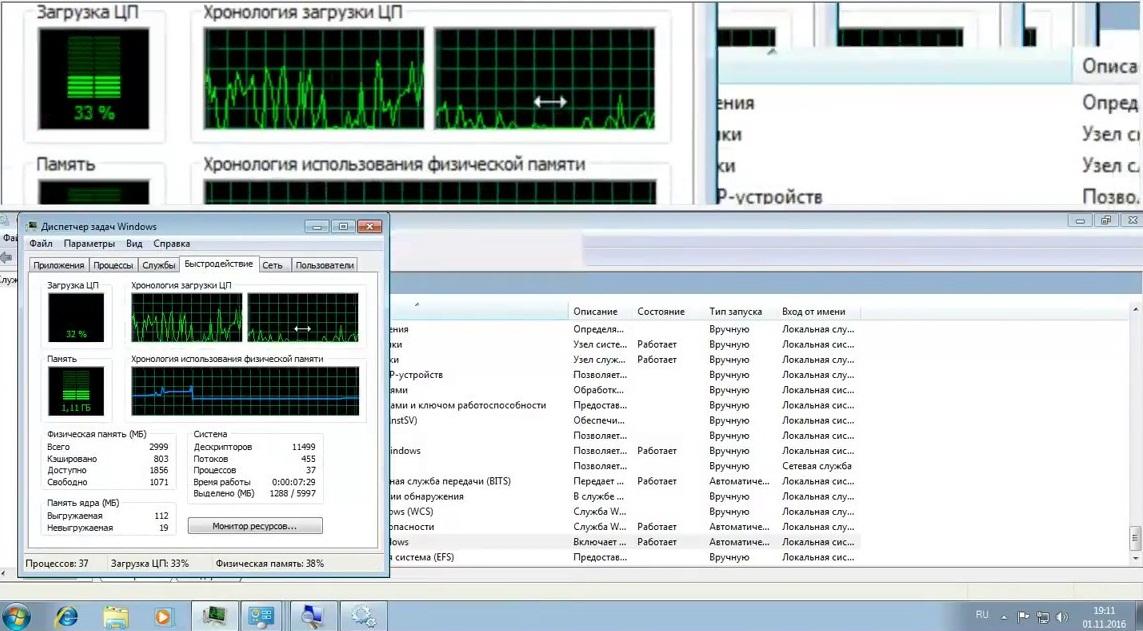 Svchost.exe грузит процессор Windows 7 - Что делать?
